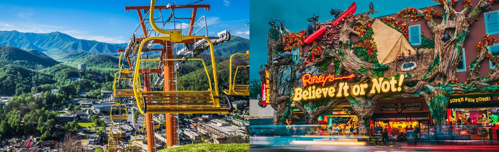 Picture of SkyLift Park + Ripley's Believe It or Not Combo